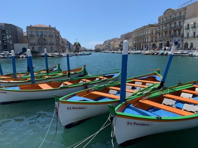 Wie in Venedig