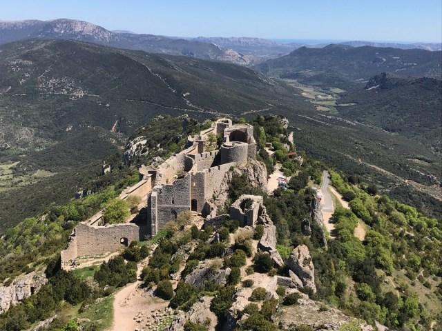 Châteaus de Peyrepertuse