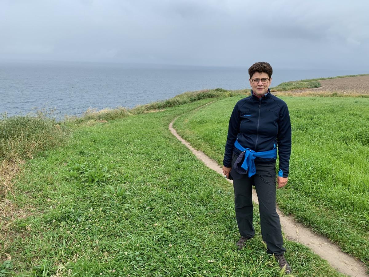 Auf dem Küstenwanderweg von Langre nach Loredo