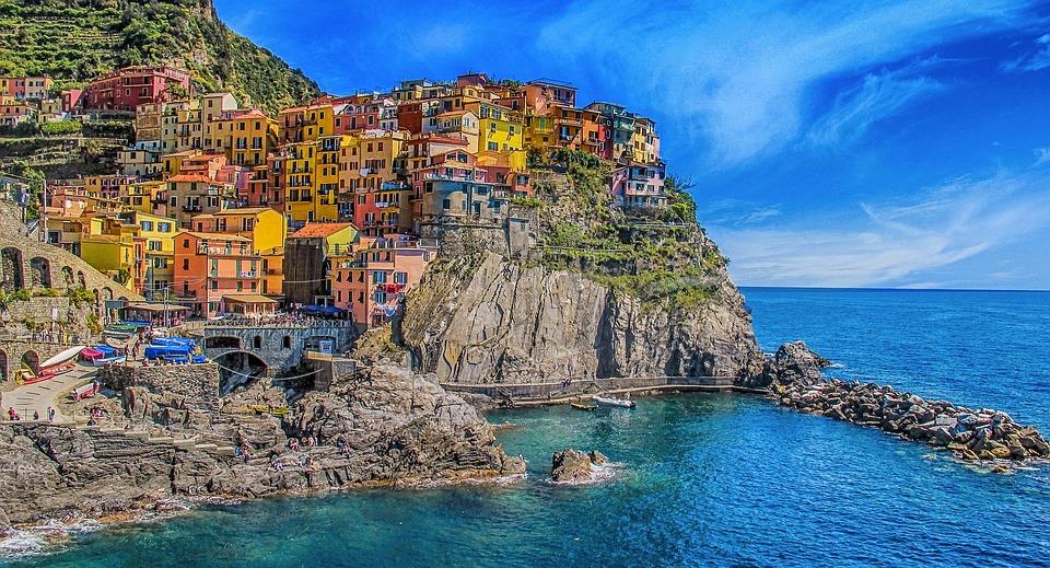 bryllupsreise i Italia