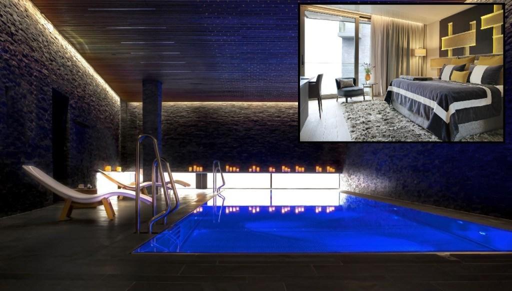 hotell i Oslo med basseng