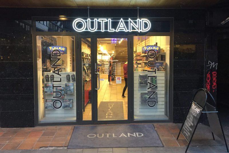 Outland - Oslo med barn