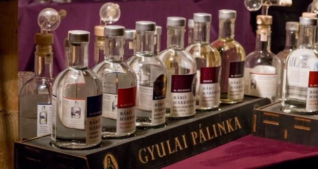 Pálinka aus Gyula (Pálinkafesztivál im April)