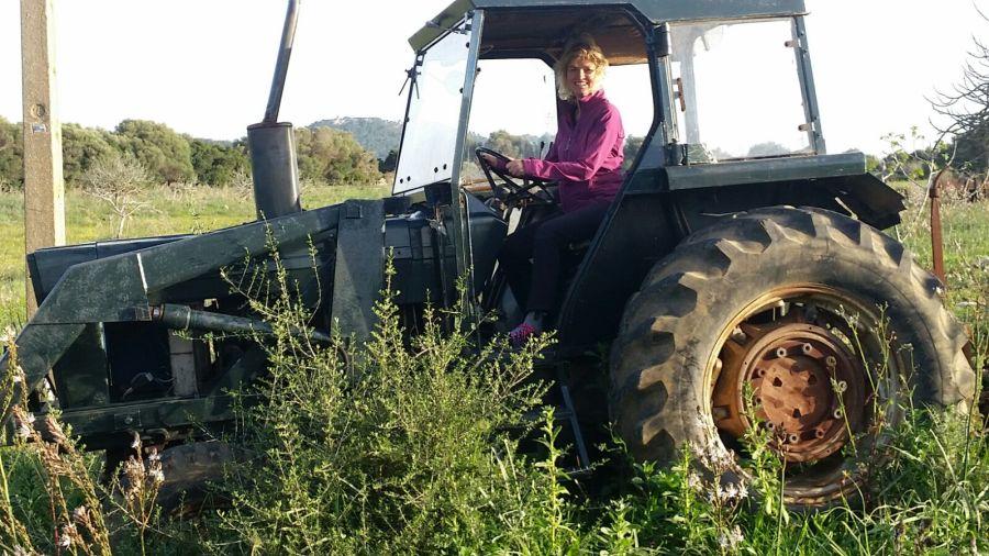Traktor Mallorca