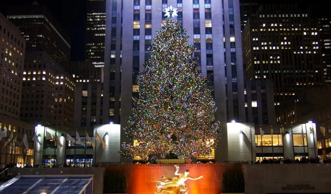 kerst new york 1 - TOP 10 BEST CHRISTMAS DESTINATIONS IN THE WORLD
