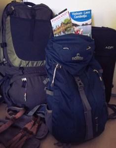 Backpacken met kinderen