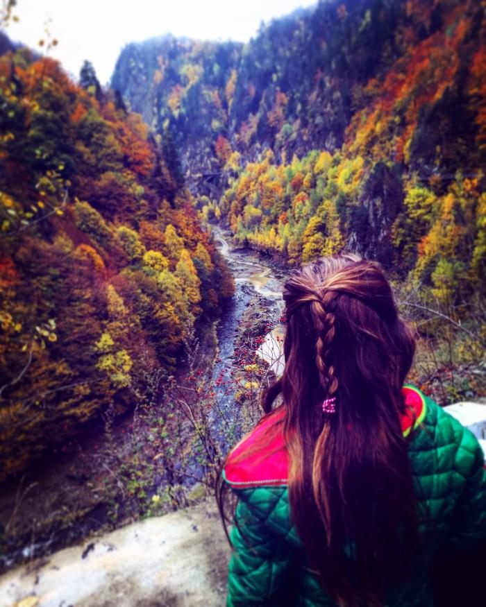 Herfst in Roemenië