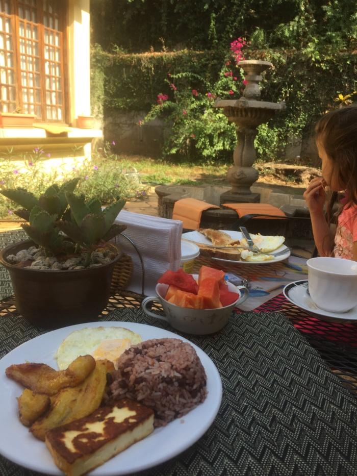 Eten in Nicaragua