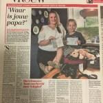 Reisheid in de Telegraaf: strengere controles op alleenstaande ouders die reizen met kinderen