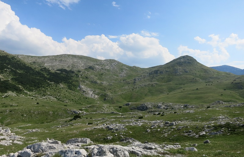 Bjelasnica mountains