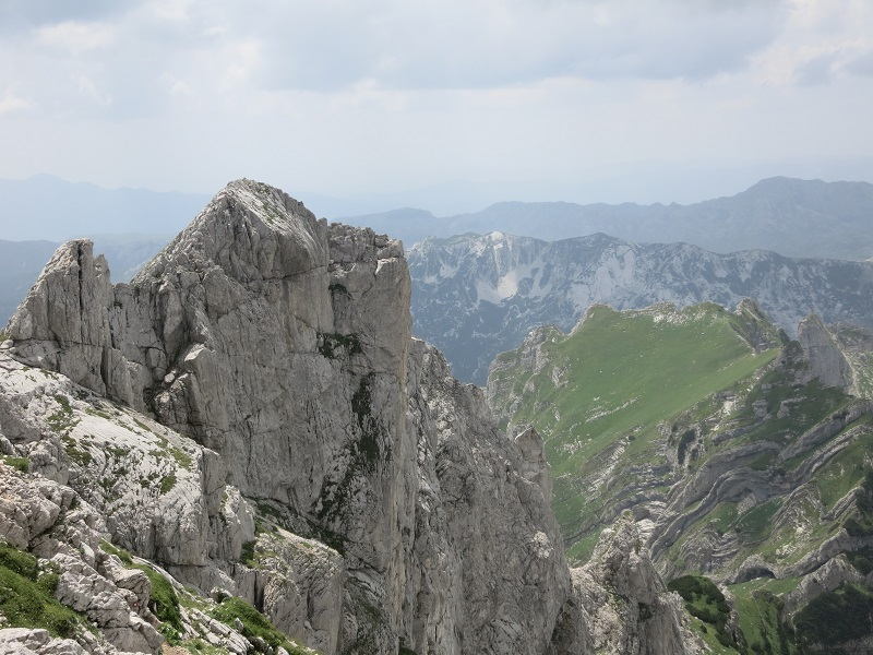 View Marble Rocks Durmitor