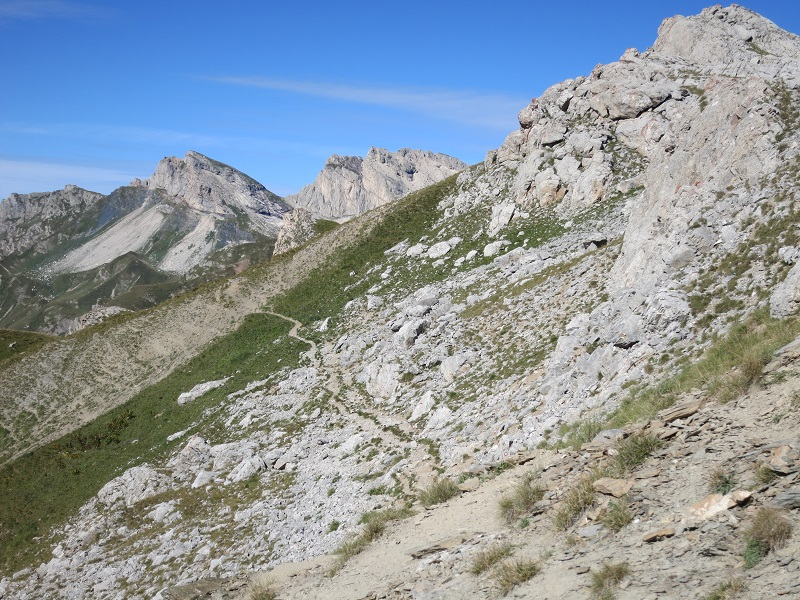 Trail to Korab in Macedonia