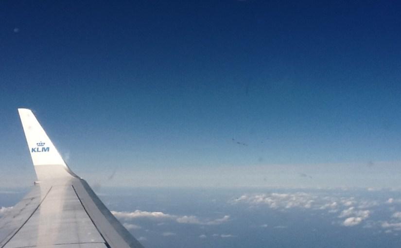 KLM: heel sociaal, maar dure service.