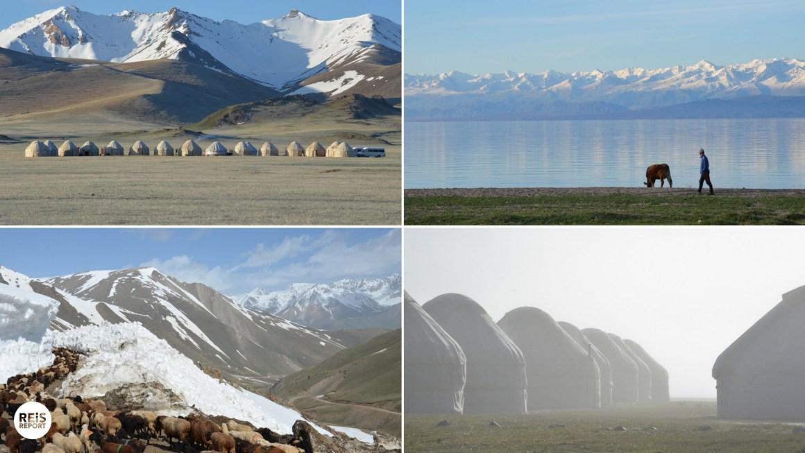 kirgizië vakantie reis