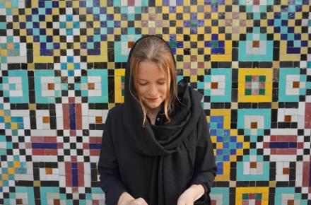 reizen door iran als vrouw