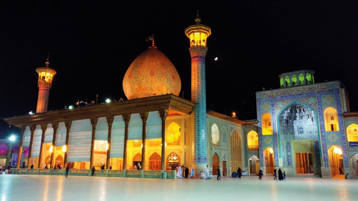 bijzondere reizen iran