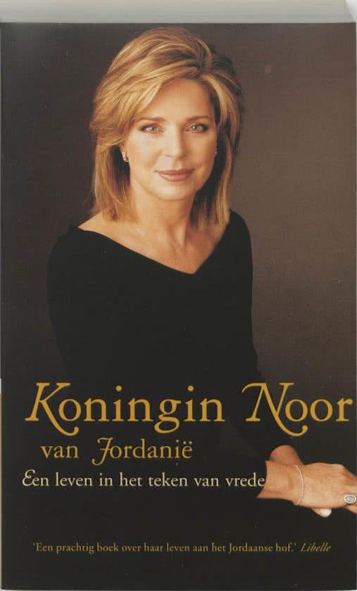 Boek: Koningin Noor van Jordanië