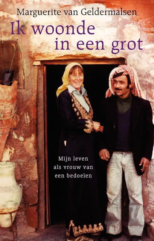 Boek: Ik woonde in een grot cover