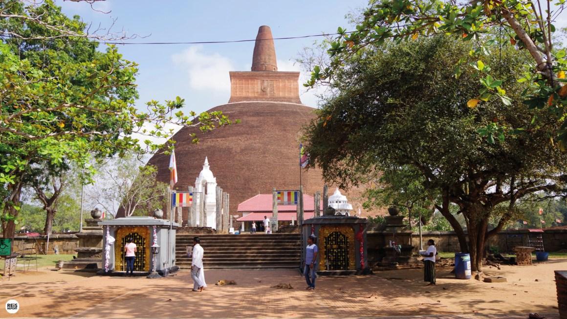 Anuradhapura tempels