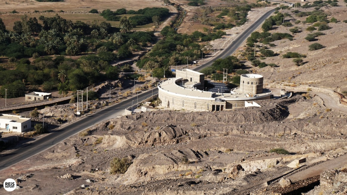 Sodom en Gomorrah jordanie
