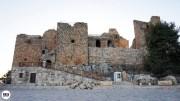Ajlun Kasteel, Jordanië