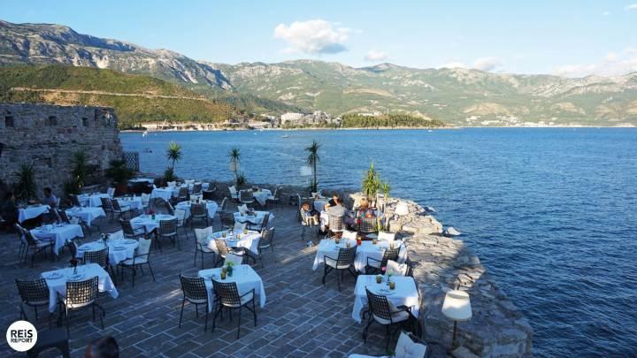 budva citadel restaurant