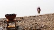 Dode Zee: Drijven en modderen in Jordanië