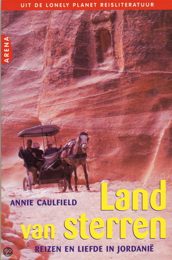 Boek: Land van sterren cover