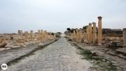Umm Qais, Jordanië
