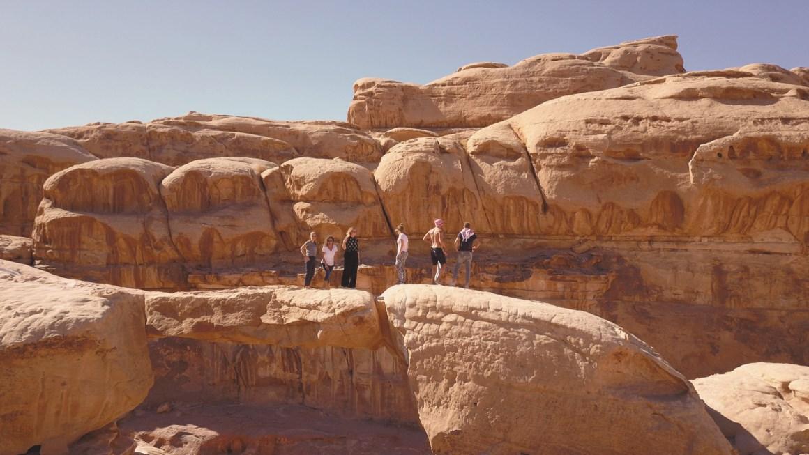 jordanië reizen vergelijken