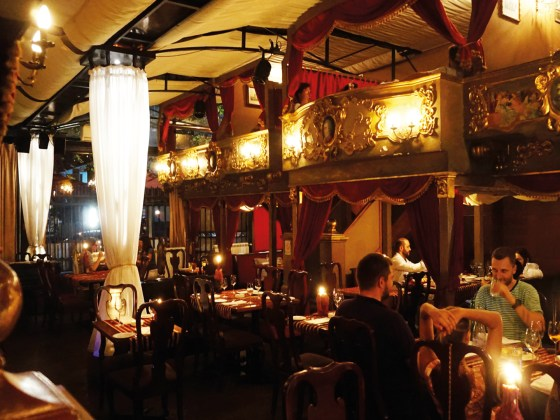 belgrado restaurant tip little bay theater
