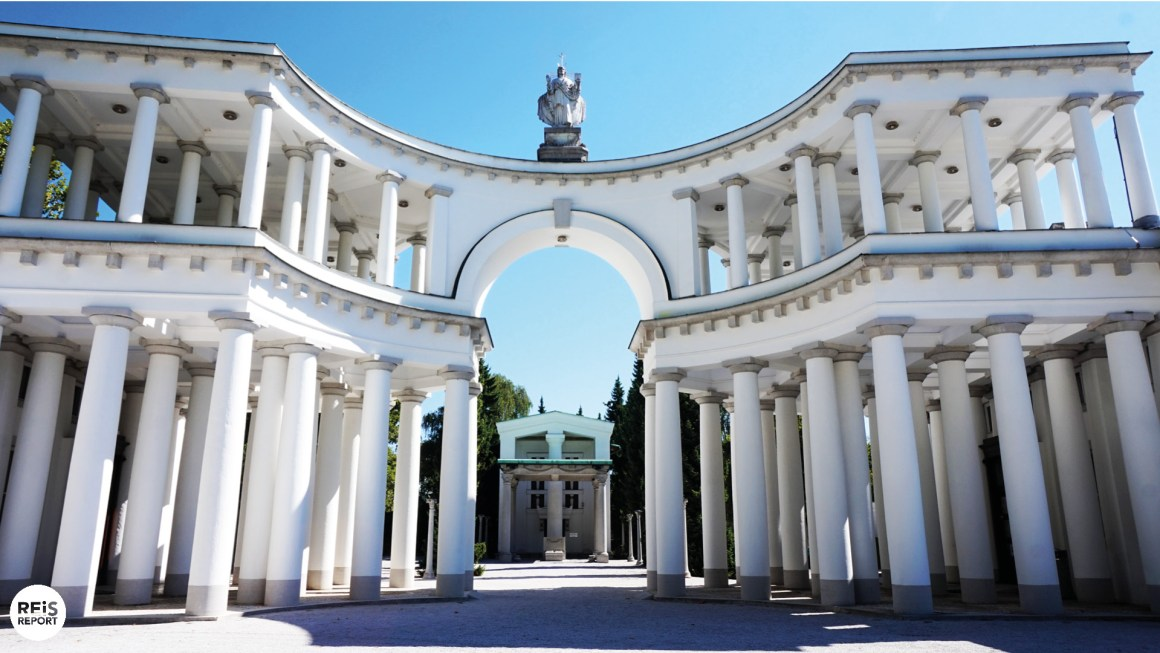ljubljana begraafplaats Jože Plečnik