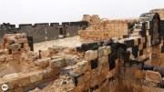 Qasr Al-Hallabat - Woestijnkastelen Jordanië