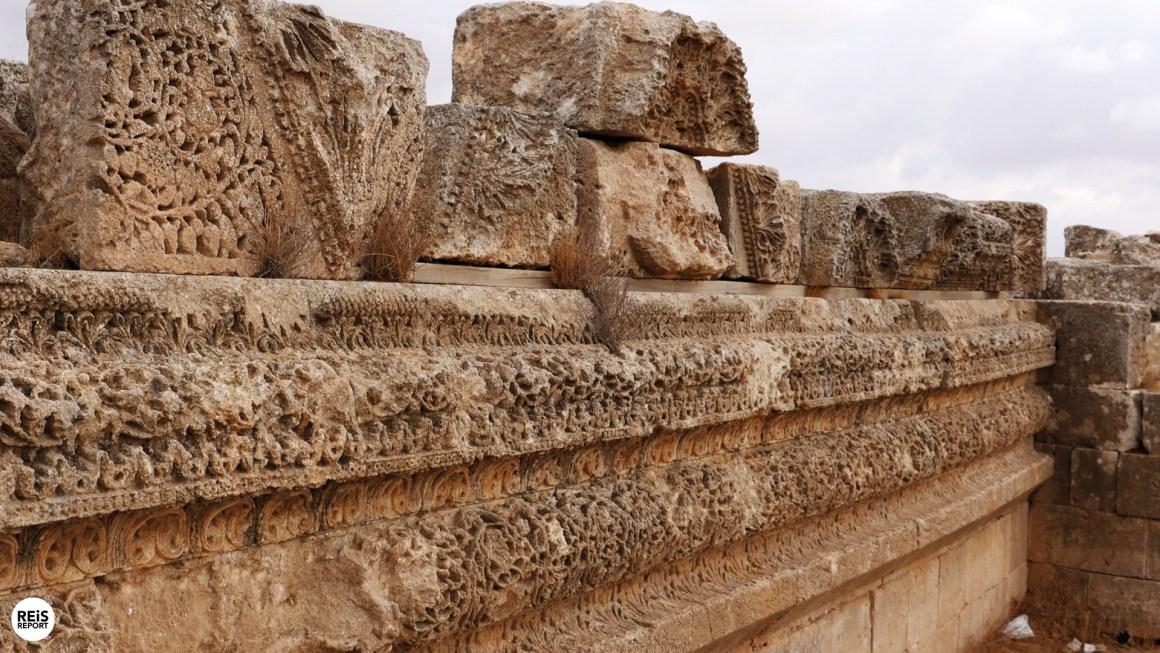 Al Mushatta kasteel jordanie