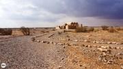 Qasr / Quseir Amra - Woestijnkasteel Jordanië