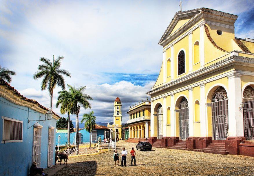 Kleur domineert in Trinidad © Pixabay