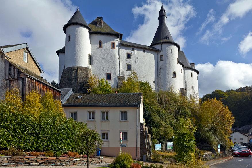 Het kasteel van Clervaux ONT/Romain Girtgen