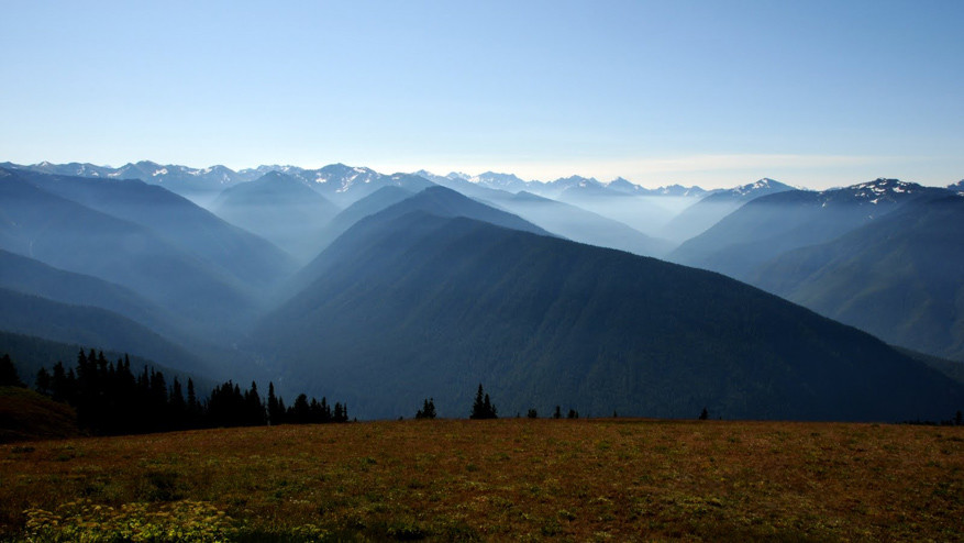 Olympic National Park in Washington