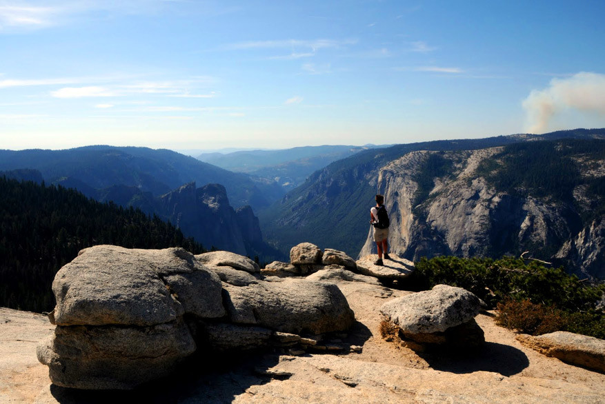 Roadtrip langs natuurscenes in Amerika: Kings Canyon en Yosemite National Park