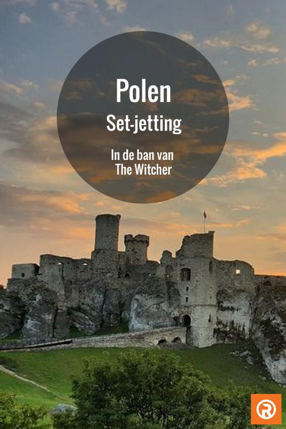 Polen The Witcher