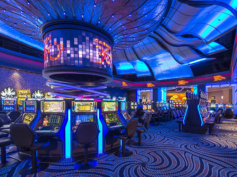 LED display For Casino