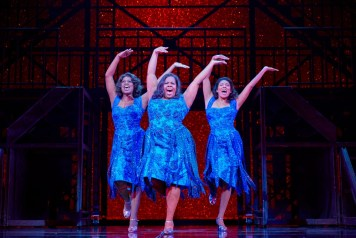 Sonja Friedman Productions DREAMGIRLS _R015041