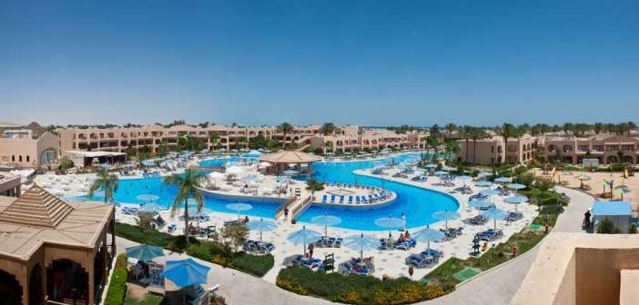 €200 KORTING – €259 zeven dag ALL INCLUSIVE Rode Zee inclusief vlucht * 4* Hotel Ali Baba Palace
