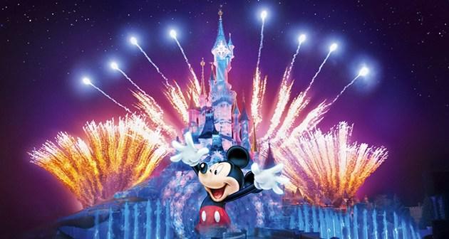 LAATSTE DAG! €135 VOOR 3 Daags Disney's Magische Vuurwerk Festival aankomst 6, 8 of 11 november inclusief alle dagen entree parken plus hotel met ontbijt