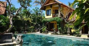 NOVEMBER – 10 Daagse STRANDVAKANTIE BALI voor €499 inclusief vlucht + transfers + Puri Bambu Hotel + Ontbijt
