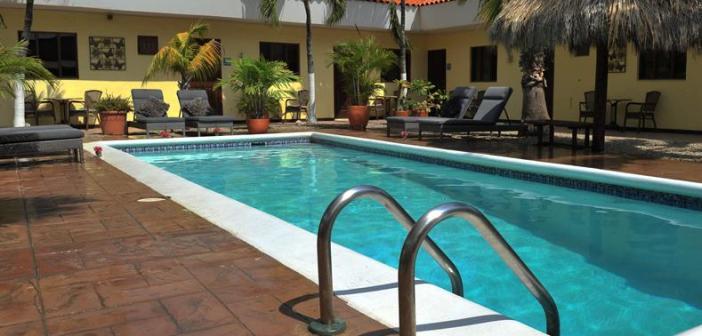 €563 voor 7 dagen ARUBA inclusief vlucht + tranfers + Arubina Inn Hotel (8.5)