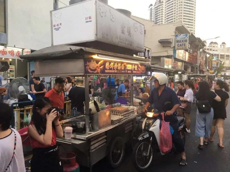 Streetfood George Town Penang Malaysia