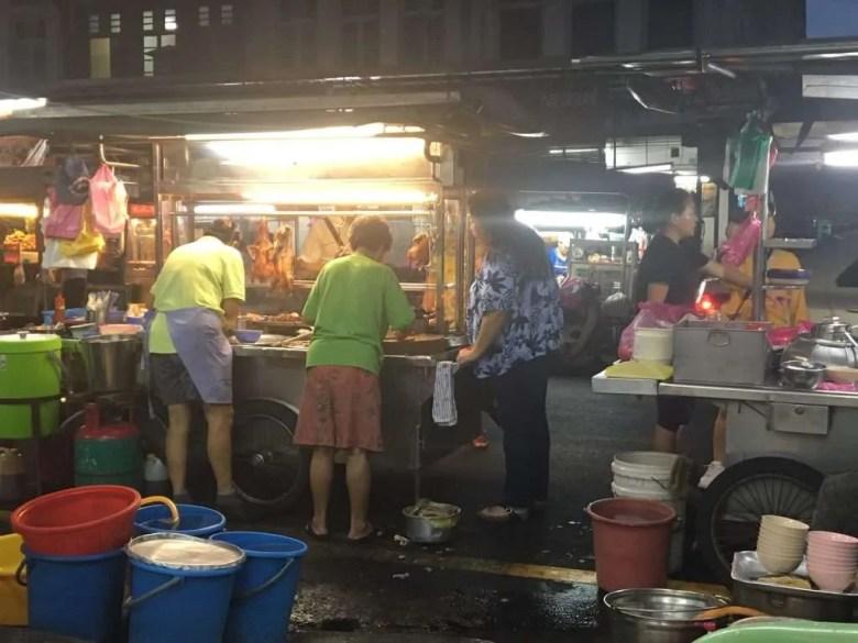 streetfood George Town Penang Malaysia foodtruck
