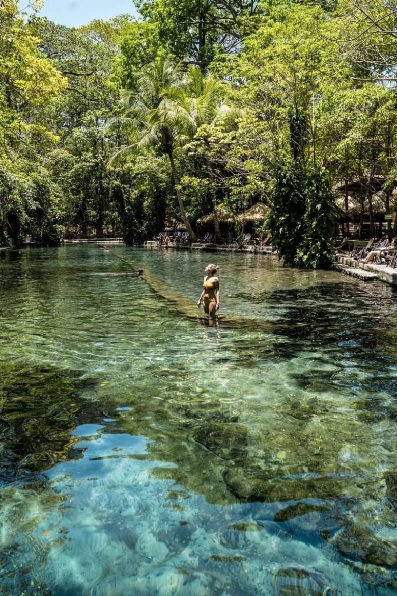 Ojo de Agua Nicaragua