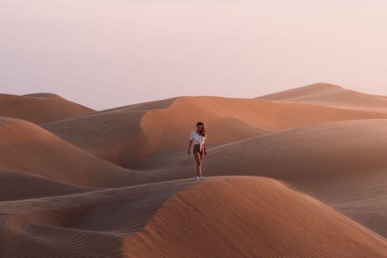 Reisroute Oman